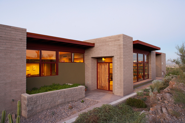 rhyolite house